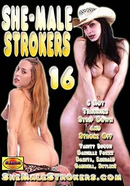 She-Male Strokers 16 (63710.9)