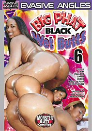 Big Phat Black Wet Butts 6 (66092.12)
