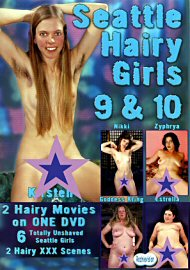Seattle Hairy Girls 9 And 10 (66464.13)