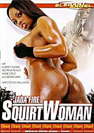 Jada Fire Is Squirtwoman (68333.7)