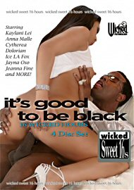 It'S Good To Be Black (4 DVD Set) (68872.1)