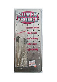 Silver Prongs Nipple Clamps (69947.2)