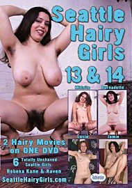 Seattle Hairy Girls 13 & 14 (70067.10)
