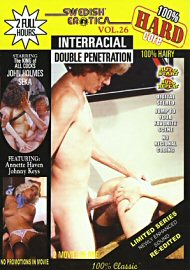 Swedish Erotica 26: Interracial Double Penetration (70249.500)