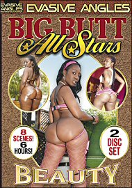 Big Butt All Stars Beauty (2 DVD Set) (73375.8)