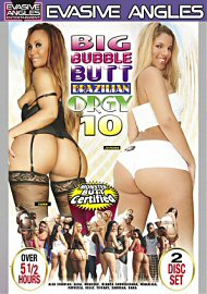 Big Bubble Butt Brazilian Orgy 10 (2 DVD Set) (74492.9)