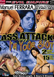Ass Attack And I'M Your Slut (2 DVD Set) (75231.2)