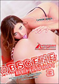 Obscene Behavior 3 (2 DVD Set) (75387.10)