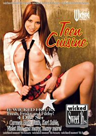 Teen Cuisine (4 DVD Set) (75842.4)