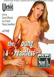 The Young And Breastless (4 DVD Set) (75848.6)