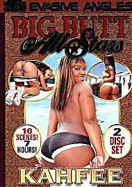 Big Butt All Stars Kahfee (2 DVD Set) (76283.11)