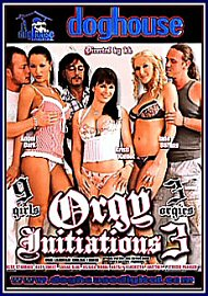 Orgy Initiations 3 (out Of Print) (78030.49)