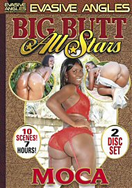 Big Butt All Stars Moca (2 DVD Set) (79726.8)