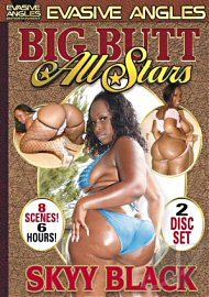 Big Butt All Stars Skyy Black (2 DVD Set) (79957.6)