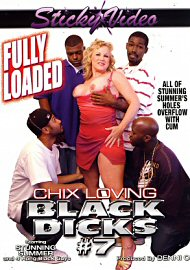 Chix Loving Black Dicks 7 Fully Loaded (80069.7)