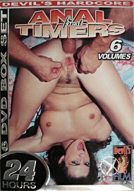 Anal First Timers (6 DVD Set) (81013.2)