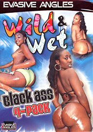 Wild And Wet Black Ass (4 DVD Set) (81091.15)