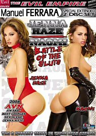 Jenna Haze Vs Naomi Battle Of The Sluts (2 DVD Set) (81422.2)