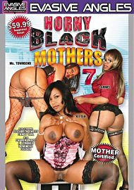 Horny Black Mothers 7 (81759.1)