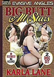 Big Butt All Stars: Karla Lane (2 DVD Set) (81760.9)