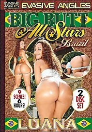 Big Butt All Stars Brazil Luana (2 DVD Set) (82013.17)