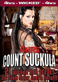 Count Suckula (4 Hours) (82331.3)
