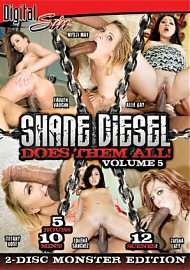 Shane Diesel Does Them All 5 (2 DVD Set) (82346.50)