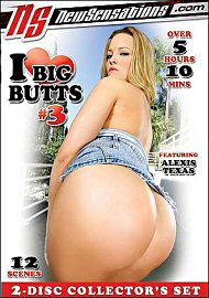 I Love Big Butts 3 (2 DVD Set) (83121.7)