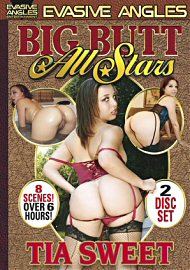 Big Butt All Stars Tia Sweet (2 DVD Set) (83637.9)
