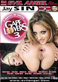 Gape Lovers 3 (2 DVD Set) (84016.3)