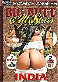 Big Butt All Stars: India (2 DVD Set) (87328.9)