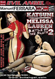 Katsuni/melissa Lauren: Battle Of The Sluts 2 (2 DVD Set) (89954.7)