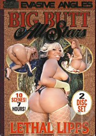 Big Butt All Stars Lethal Lipps (2 DVD Set) (92099.10)