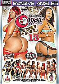 Orgy World Brown And Round 13 (2 DVD Set) (94187.13)