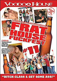 Frat House Fuckfest 11 (out Of Print) (94255.41)