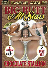 Big Butt All Stars: Chocolate Stallion (2 DVD Set) (94773.10)