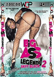 Big Ass Legends 2: Skyy Black (2 DVD Set) (95655.2)