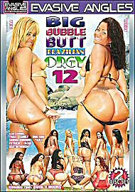 Big Bubble Butt Brazillian Orgy 12 (2 DVD Set) (96022.47)
