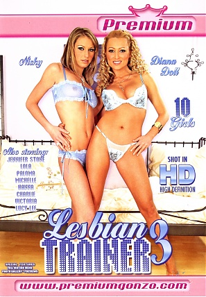 Lesbian Training 3 Adult DVD - Excalibur Films
