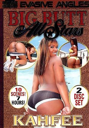 Big butt all stars dvd — photo 14