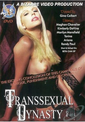 Transsexual dvd