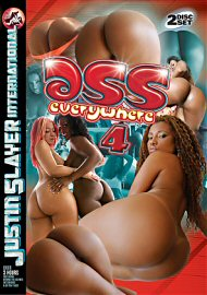 Ass Everywhere 4 (2 DVD Set) (107171.1)