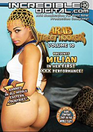 Arab Street Hookers 10 (out Of Print) (111225.44)