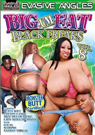 Big Um Fat Black Freaks 8 (out Of Print) (115728.70)