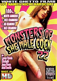 Monsters Of Shemale Cock 22 (119075.7)