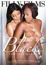 Black Fantasy Girls (2018) (160142.3)