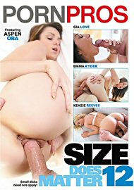 Size Does Matter 12 (2018) (160778.3)