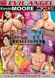 Big Tit Centerfolds (2 DVD Set) (161695.6)