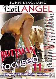 Buttman Focused 11 (2 DVD Set) (163191.1)
