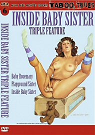 Inside Baby Sister Triple Feature (out Of Print) (164022.100)